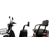 爱玛电动三轮车。老年代步车,给老人买的他不敢骑,所以转让了