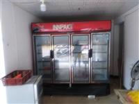东湖一号保鲜柜,宽2米高1.8米,电话13979880109