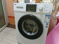 TCL 滚筒洗衣机  型号XQG90-P300B   基本**  就用了两次