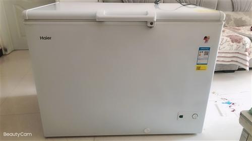 海尔冰箱,19年买的,9.9成新,买回来基本没怎么使用,有发票,省电,冷冻效果好,海尔售后服务也好。