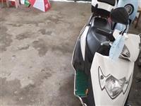转卖豪爵踏板摩托车九成新,证件齐全现转卖15178694836