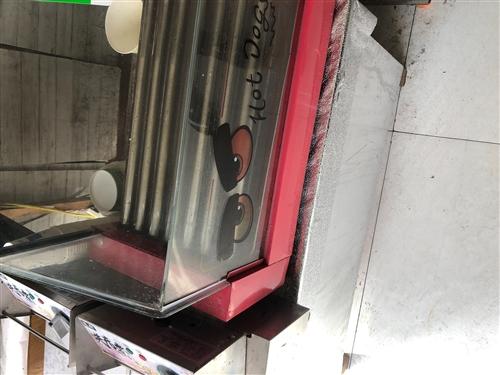 二手烤肠机  正常使用