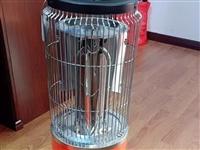 闲置99成新高配置电暖炉,一秒速热变频遥控超省电,供暖20-35平  正好安了取暖设备,买来没用...