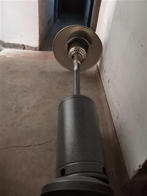 液化氣取暖器,100平米室內升溫只需要十分鐘。**。半價處理300元
