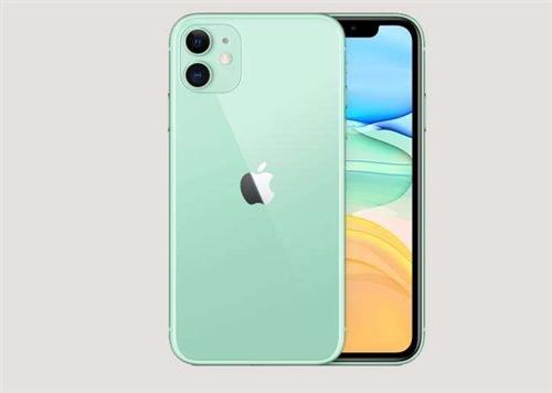 **未開封蘋果11手機,綠色64G,換12閑置出售,支持各種形式檢測。二手販子勿擾。