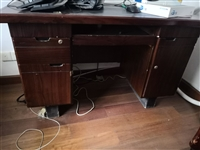因旧房装修改造,所有自用二手家具便宜处理,半卖半送,如图中所示,除电视柜外每件100元,电视柜200...
