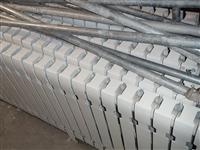 家里装修改地暖,拆下来的暖气片,9成新有一组22片的,两组16片的,两组10片的,一组12片的,15...