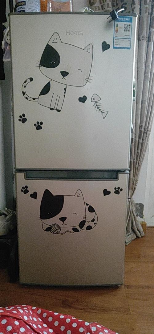 自用冰箱出售9成新 需要联系