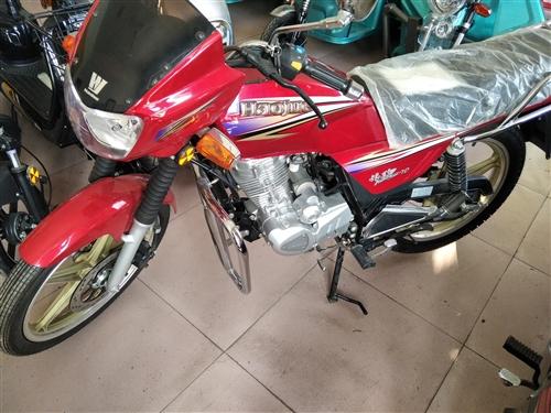 **豪爵125摩托车,化油器款,国三车。电话15662606731