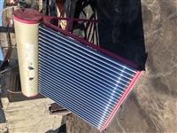 95新太阳能热水器低价处理要的打电话