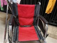 原价460元的轮椅,只用了几次,现在脚好了,转让