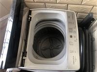 低价处理9成新半制动洗衣机