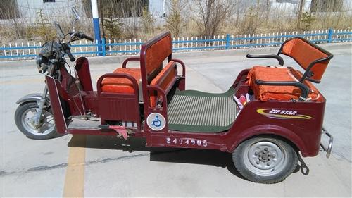 现有一辆力之星三轮摩托车在家闲置,原车原漆九成新,客货两用,新车购买价7800元,现低价出售,随时看...