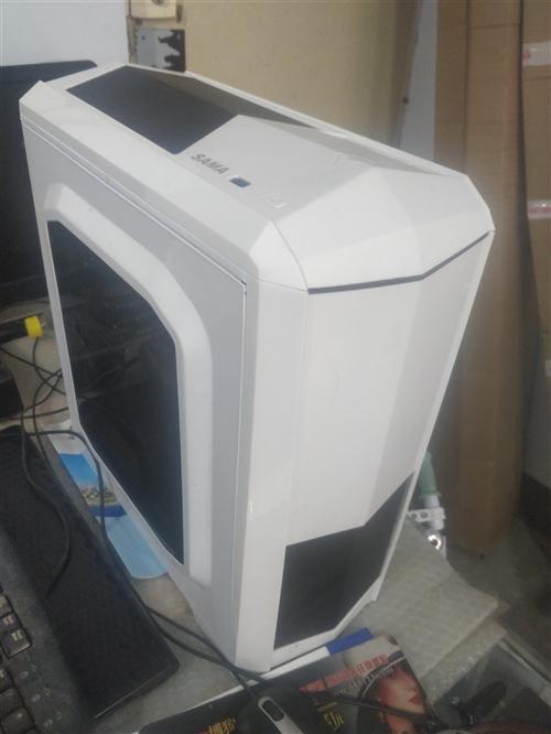 自己组装的电脑   cpu是i3 -8100四核四线程 具体配置看图  配置升级显卡后可玩吃鸡游戏,...
