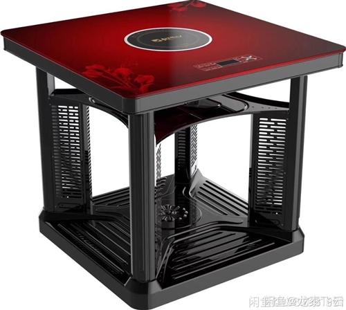 最后2台抵押新的没拆包装电暖桌进价处理,手慢无15978637670