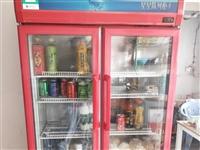 星星展示柜,冰柜。