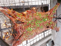 驚爆價!9.9搶原價44元的霸巴掌牛羊館半斤鮮羊肉