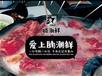 99元搶購腩潮鮮牛腩火鍋套餐