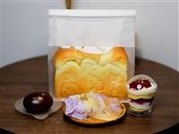 吃货节|13.9元抢原价43元贝克烘焙面包套餐!水果杯,牛奶吐司、榛子包~