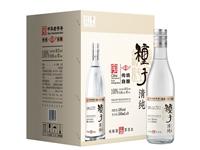 种子清纯购买1瓶(50元/瓶)送330ml百威啤酒一罐