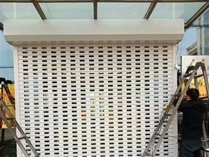 沂水安装维修电动卷帘门,车库门,感应门伸缩门的电话