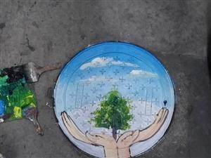 海南儋州壁画,海南儋州墙绘,海南儋州绘画