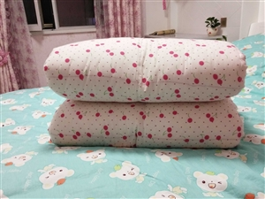 纯棉花被  棉床垫