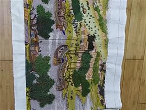 清明上河园图长6米ⅹ宽65厘米