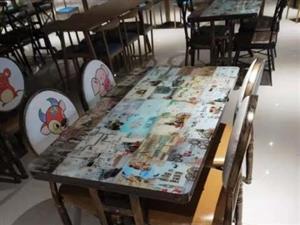 处理一批餐桌餐椅
