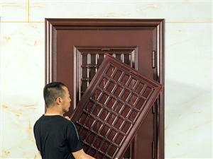 防盜門加裝通風窗