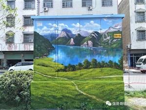 儋州市政彩绘,儋州文化墙彩绘,儋州彩绘师傅