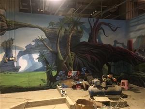 儋州壁画,儋州校园壁画,儋州壁画公司,儋州壁画师傅