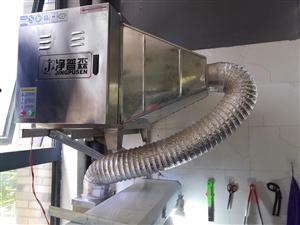 专业安装维护清洗商用油烟净化器