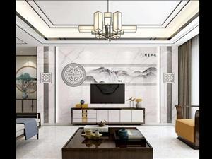 上海廣大背景墙