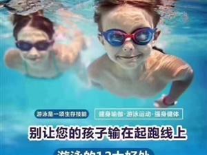"""""""泳""""往直前,畅游四季!"""