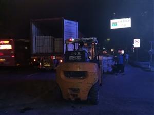 龙川专业叉车3—5吨出租