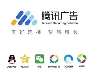 腾讯社交广告招募区域合伙人