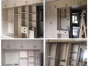 专业做各种柜子,衣柜,酒柜,鞋柜,博古架,吊顶