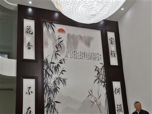 專業承接各種壁布 壁紙 壁畫施工