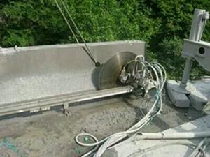 郑州专业混凝土切割拆除大梁柱子切割拆除