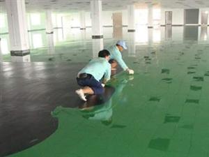 专业打造环氧地坪漆施工