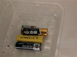 希望知道哪里可以扔废旧电池