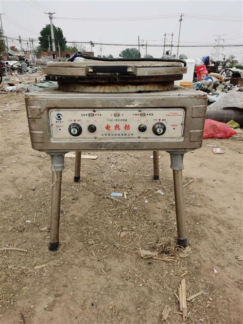 出售A45型自动恒温电饼铛一台,正常使用中,350元,13932239275