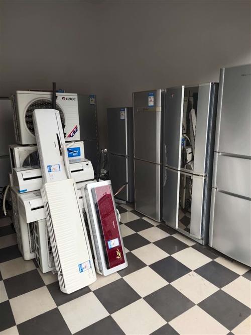 长期出售二手品牌 空调 冰箱 全自动洗衣机 液晶电视 热水器 油烟机 灶具 成色新 质量好 价格便宜...