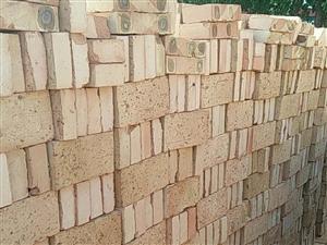 常年出售火神砖!小土窑红砖!六寸头!多空砖!