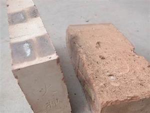 常年出售火神电烤砖,传统小土窑红砖