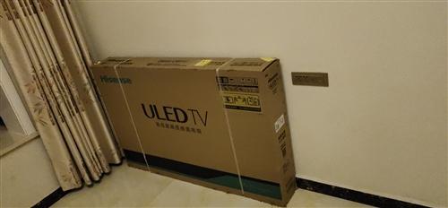 親戚買的電視,一天沒看,未拆封。原來生意不好準備回固始住的,還沒等住又投資了個新生意,房子用錢賣掉了...