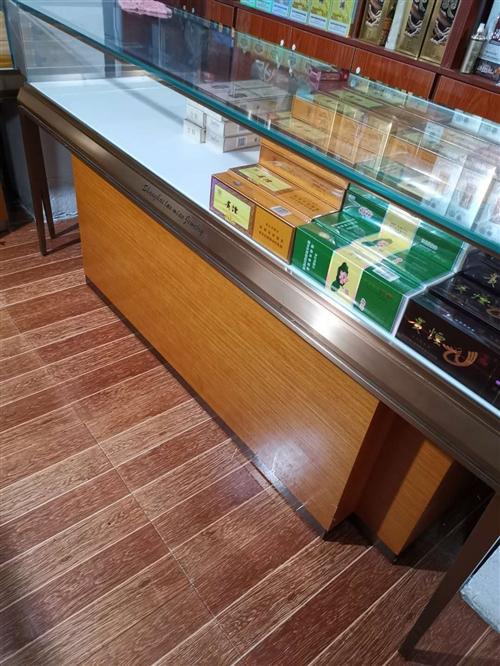 玻璃貨柜煙柜