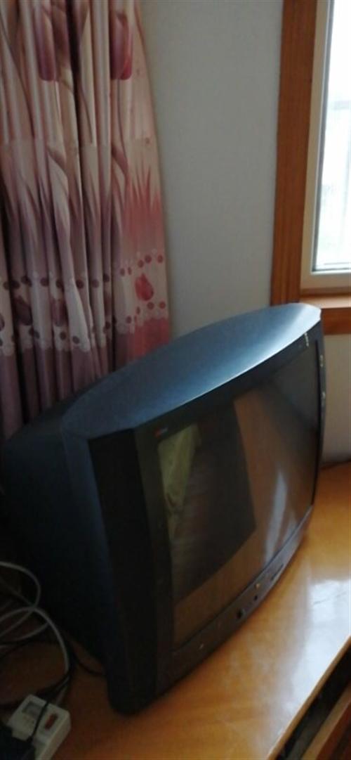 飞利浦25英寸电视机一个200块自提在交通路城区