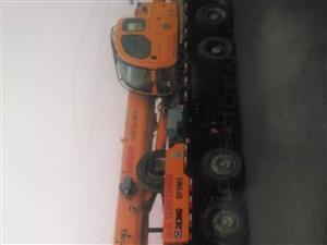 30吨徐工双桥重型吊车出租